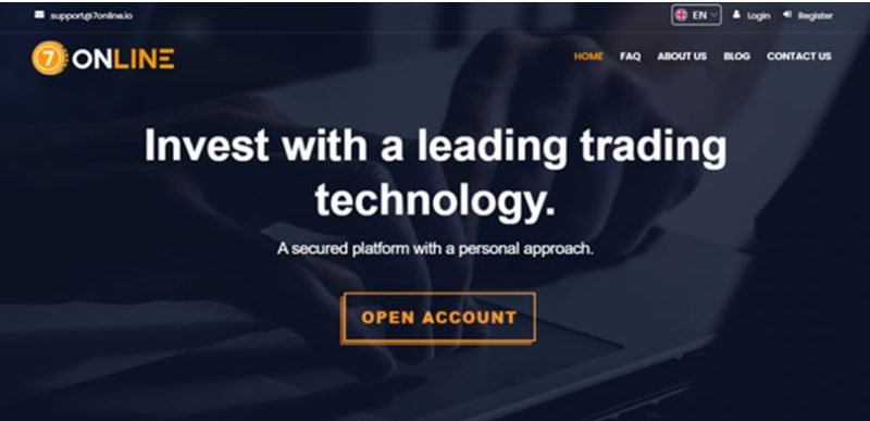 7Online trading technology